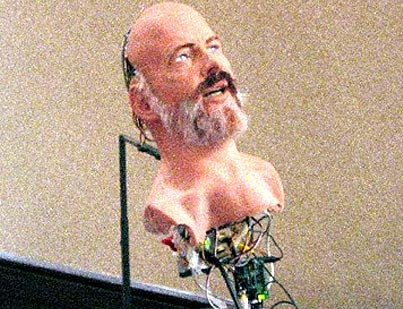 Now Philip K. Dick's Missing Android Head Has His Own Radio Show
