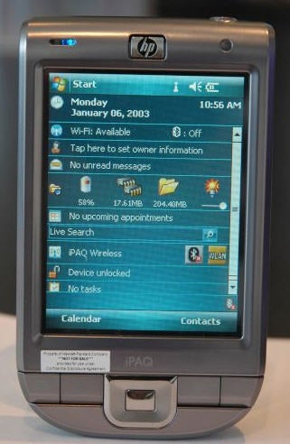 HP iPAQ Photos and Specs Leaked?