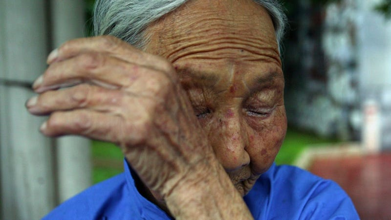 Japan Might Rescind Their 1993 Apology To World War II's 'Comfort Women'