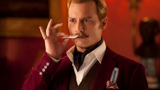 Johnny Depp's Weird, Mirthless Waterloo: <i>Mortdecai, </