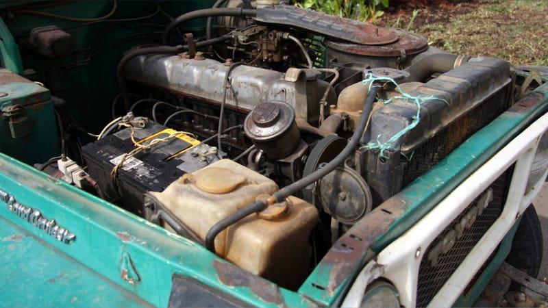 1981 Toyota FJ40: The Jalopnik Classic Review