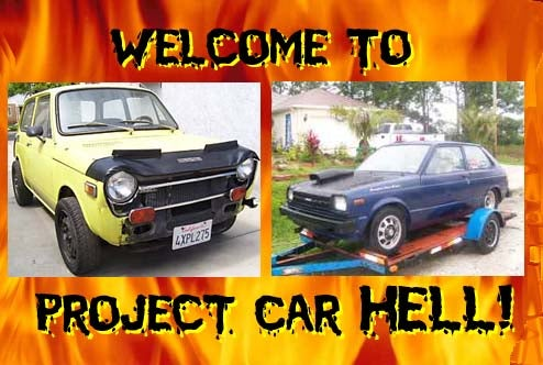 PCH, Rotary Swap Hell Edition: Honda 600 or Toyota Starlet?