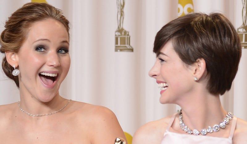 Vogue Joins Long Line of Would-Be Jennifer Lawrence BFFs