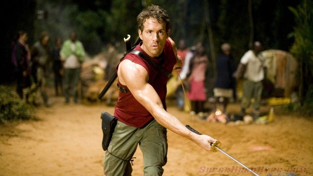 Ryan Reynolds flees the Highlander remake
