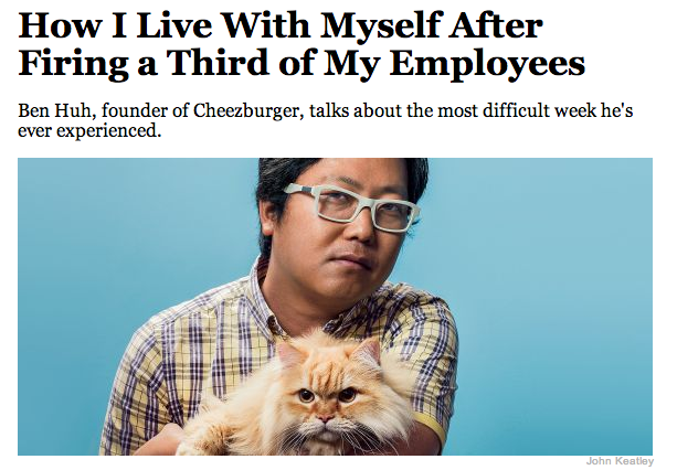 Lolcat Kingpin Reflects on Firing One Third of His Company
