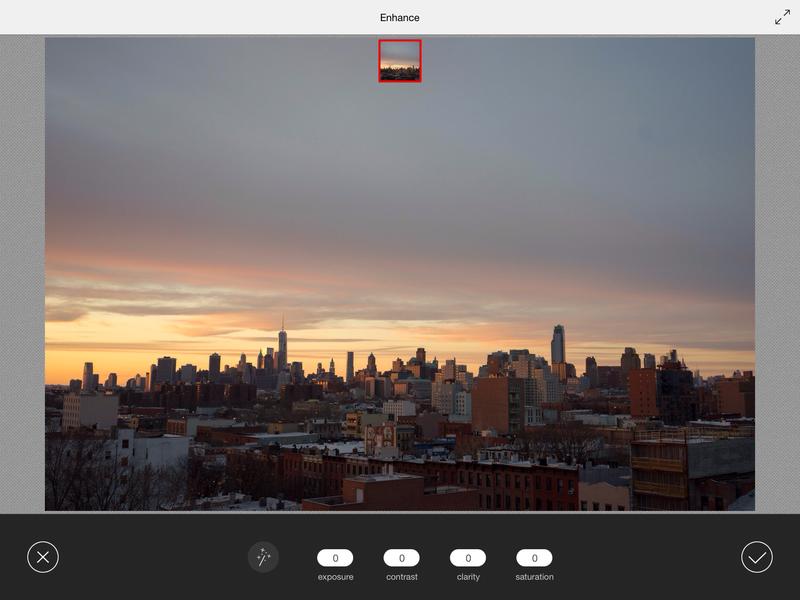 Photoshop Mix, la edición de fotos (casi) como en PC llega al iPad