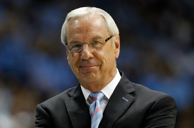 Roy Williams Used To Coach At Kansas, A Special Place