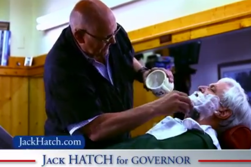The Iowa Governor's Race Has Turned Into a Mustache War