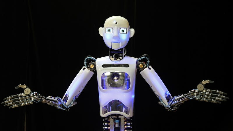 Your Internet Boyfriend Might Be a Robot
