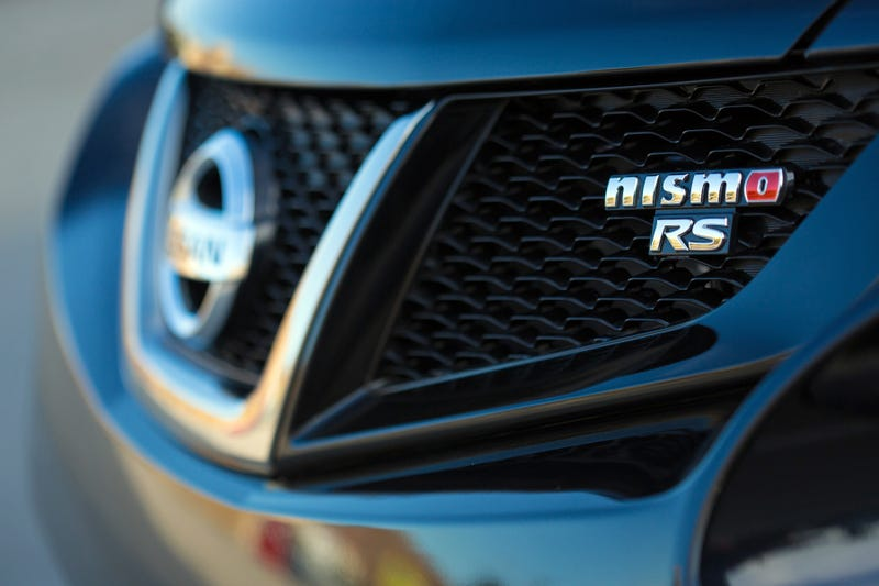 The Nissan Juke Nismo RS Gets More Power, But No Manual AWD