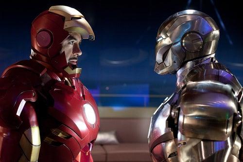 The Secret Connection Between Iron Man 2 And Samurai Jack