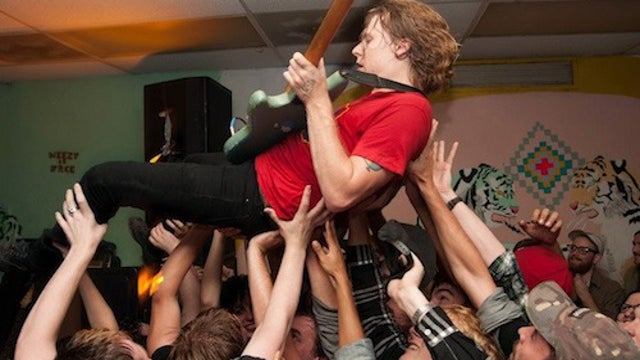 Why Mosh Pits Are My Favorite Multiplayer Game