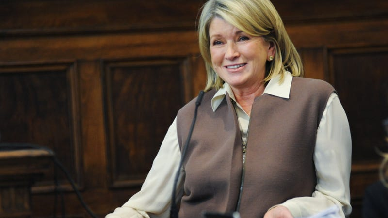 Martha Stewart Upstaged at the Courthouse by Lamar Odom