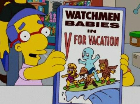 Lawsuit Won't Stop The Watchmen