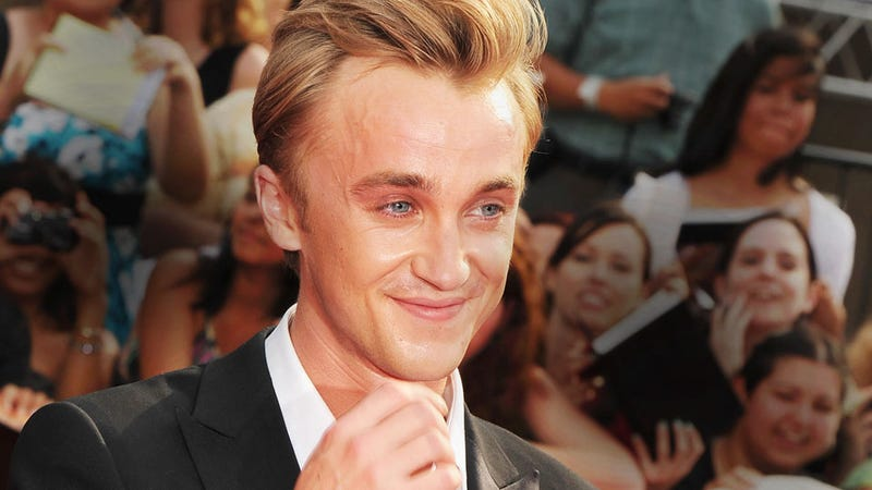 Draco Malfoy Is 'Looking to Get Into the Grime Rap Scene'