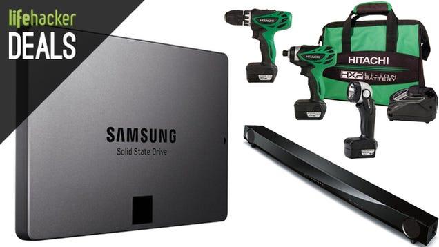 Deals: Save on Samsung SSDs, 10TB of Storage, Car Tech [Deals]b