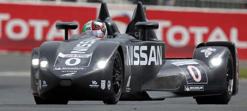 What's The Weirdest Car To Ever Race In Le Mans?