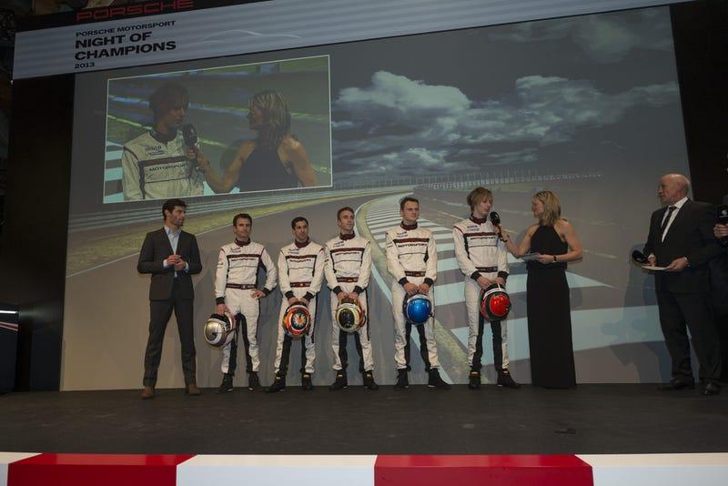 Porsche's 2.0L 4-cylinder Hybrid Le Mans Challenger Named The 919