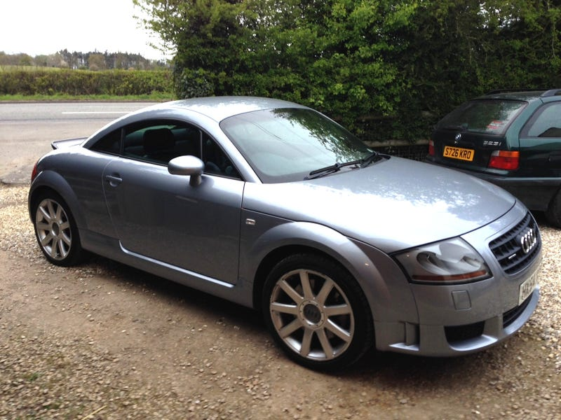 I've Just Bought An Audi TT!