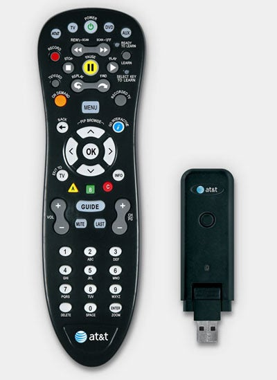 AT&T RF Anywhere Changes Channels From the Darkest, Most Isolated Areas of Your Home
