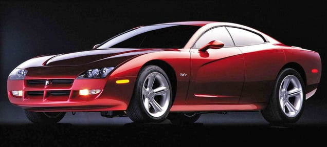 The Next Dodge Charger Looks Like This: Report