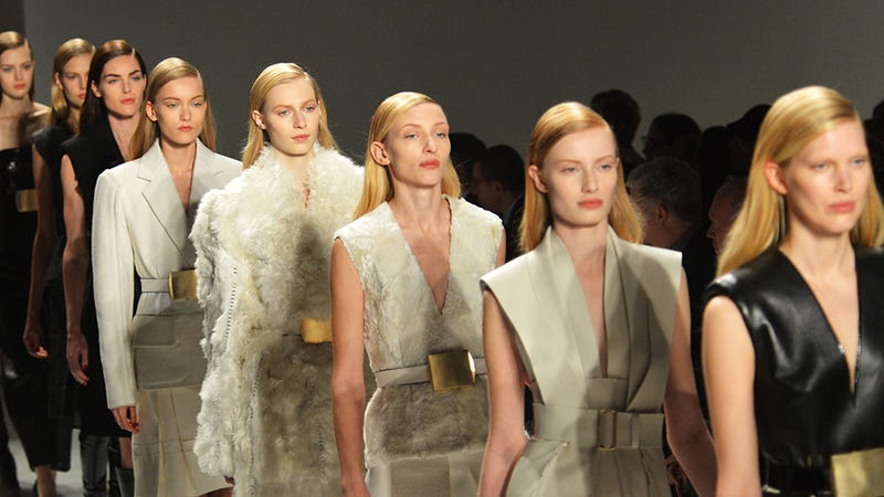 NY Fashion Week Report: Model Racial Diversity Has Not Improved