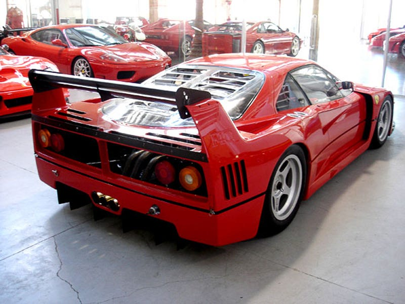 Ferrari F40 LM: Supercar Teardown