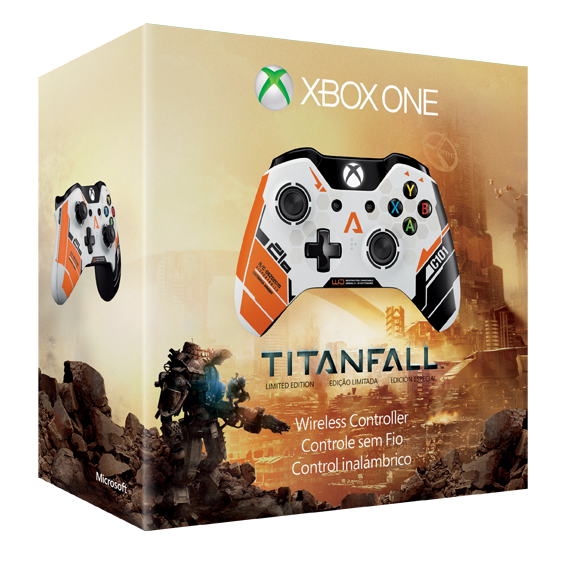 Titanfall's Custom Controller is Ready for Drop in March