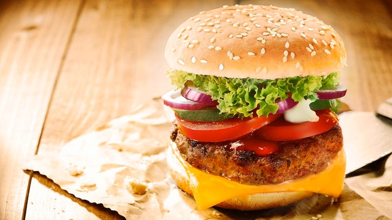 Food Engineers Now Making Your Burger Look Cool, Casual, Real