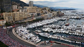 Monaco GP Open Thread