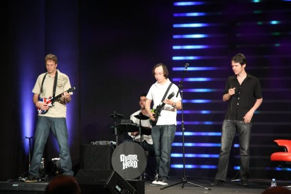 All Things D: World Debut of Guitar Hero 4