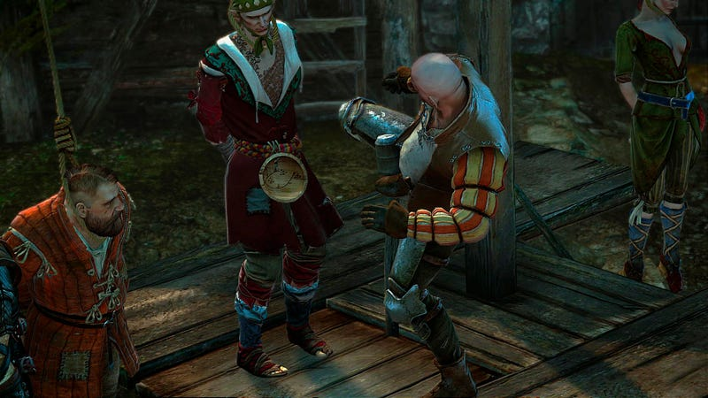 Killing Time With The Witcher 2: Assassins Of Kings