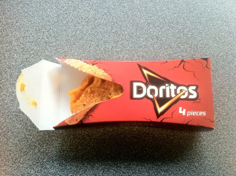 Doritos and 7-Eleven Are Testing Amazing-Looking Cheese-Stuffed Snacks
