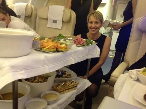 Live Nation Gave Lady Gaga a Plane and Prosciutto