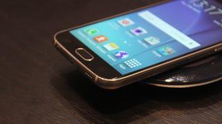 Así funciona uno de los aciertos del Galaxy S6: la carga inalámbrica