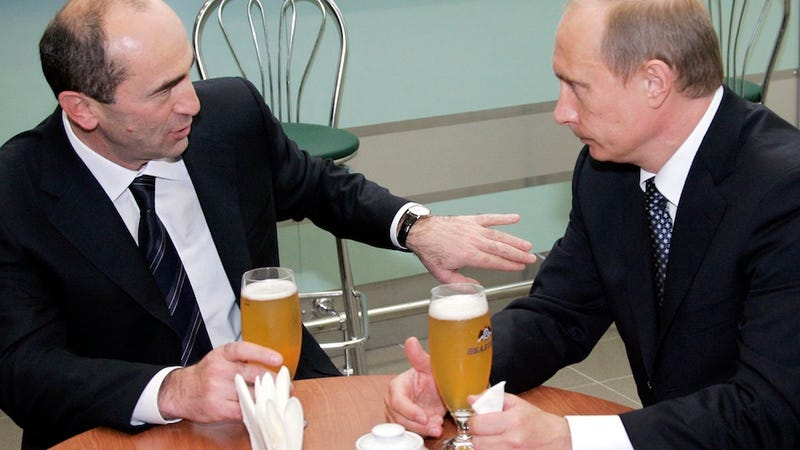 Russians Finally Admit Beer Is Alcohol
