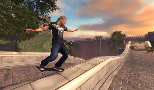 Tony Hawk: Ride Review: Time To Bail