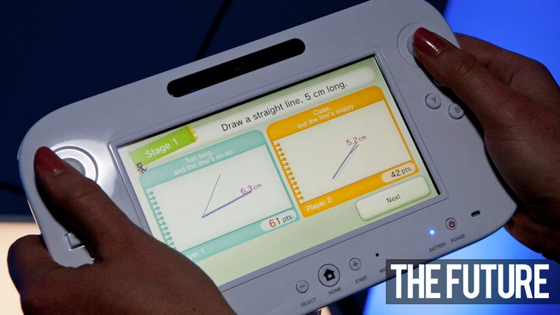 How the Wii U Could Change the Way You Shop. Forever.