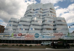 Inside the Ugly: Gehry's IAC HQ Opens