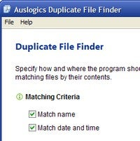 Auslogics Duplicate File Finder Helps Declutter Your Disks