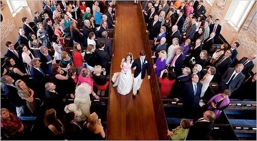 Scoring Sunday's Nuptials: April Anxiety