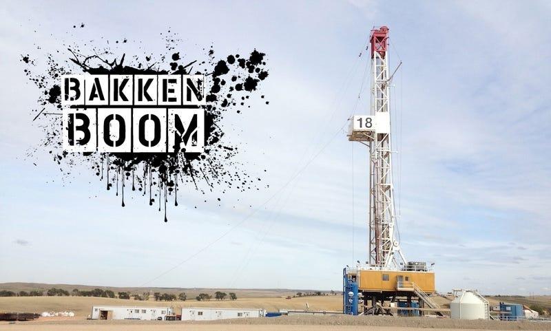 """Oilfield Trash"" and a Boom That Won't Last"