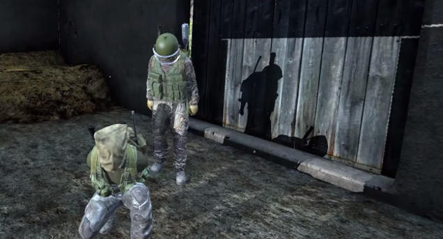 DayZ Player Sings (And Plays Guitar) For His Life