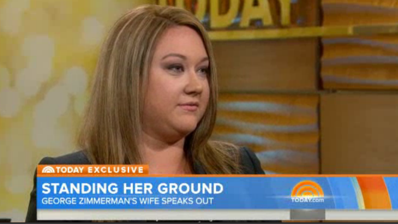 """George Zimmerman's Wife: """"I Have Doubts"""""""