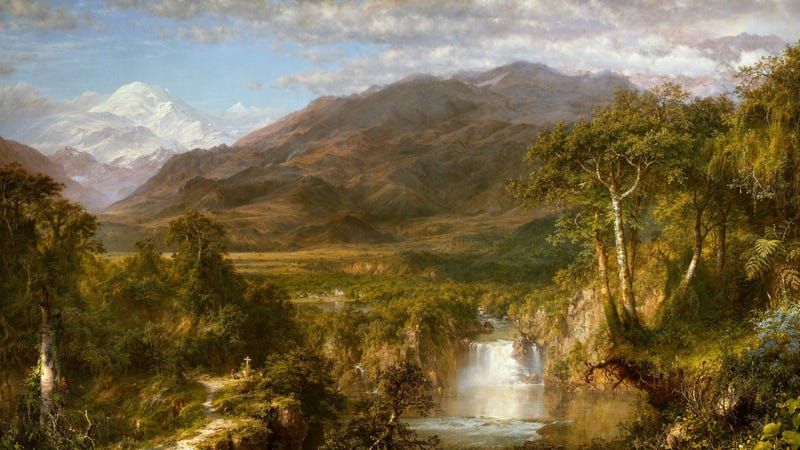 Enjoy Some Fine Art with These Wallpapers from the Met