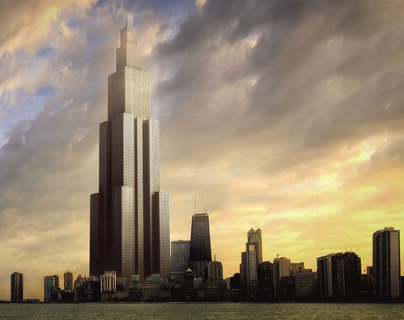 Huge Erections: What's Driving The Rise Of Super Towers?