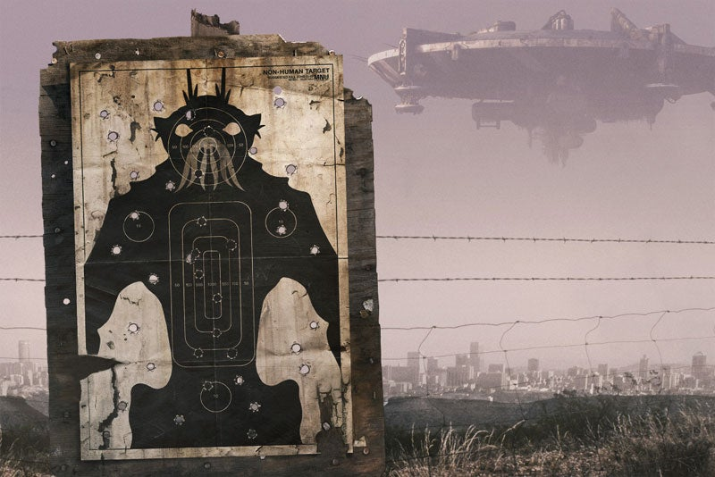 Learn The Truth About Alien Oppression And Secret Artifacts At District 9 And Warehouse 13 Sites