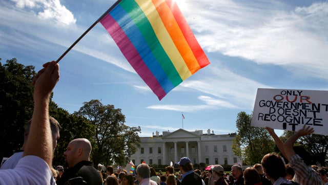 Gay Service Members Sue Government To Overturn DOMA
