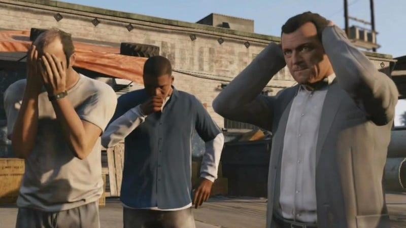 Declare Your GTA V Allegiance: Michael, Franklin or Trevor?