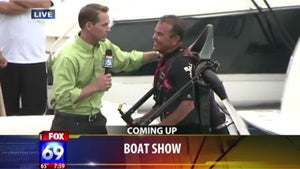 Don't Crash Your Jetpack Into the Ocean on Live TV